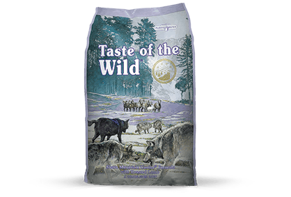 Taste Of The Wild Dog Food Reviews >> Taste of the Wild - Sierra Mountain Review - Dry Dog Food